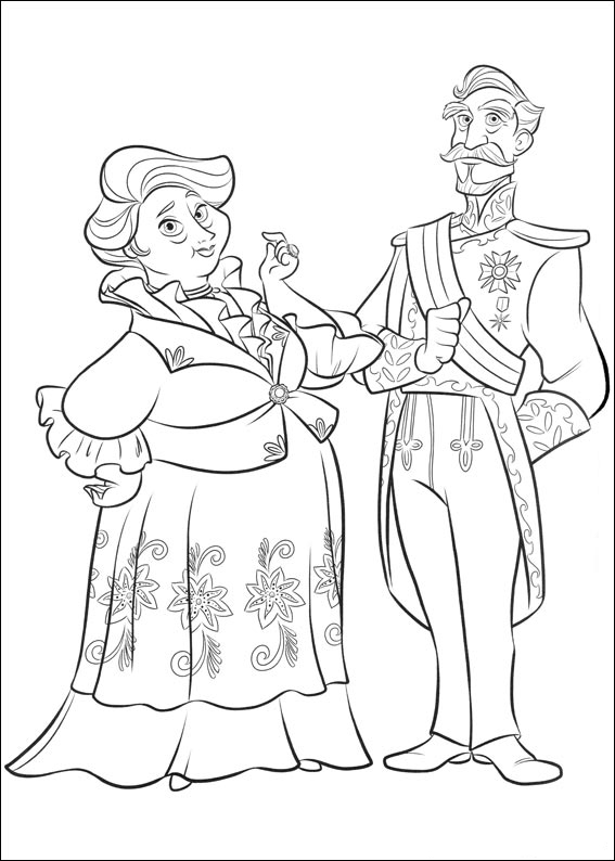 Elena of Avalor Coloring Pages Free