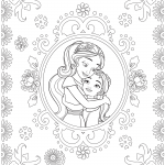 Printable Elena of Avalor Coloring Pages