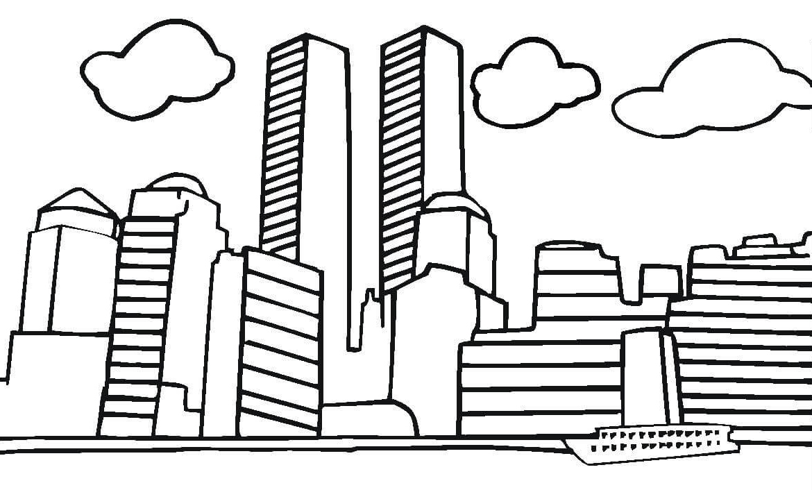9/11 Coloring Pages - Patriots Day - Best Coloring Pages For Kids