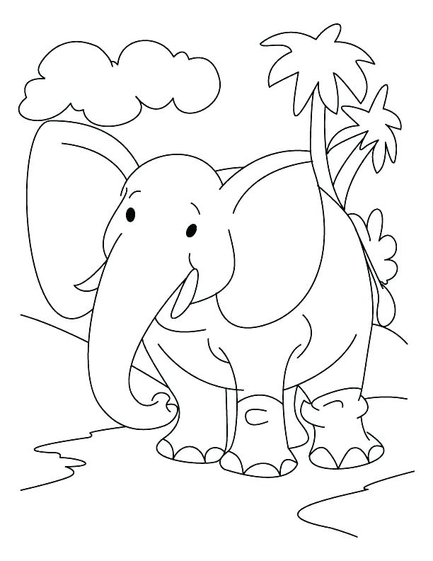 - Jungle Coloring Pages - Best Coloring Pages For Kids