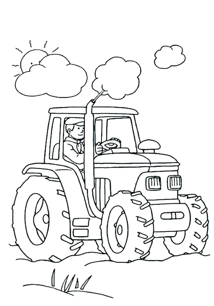 Farm Coloring Pages - Best Coloring Pages For Kids