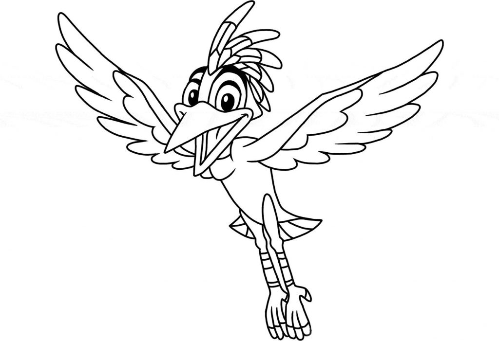Free Lion Guard Coloring Page