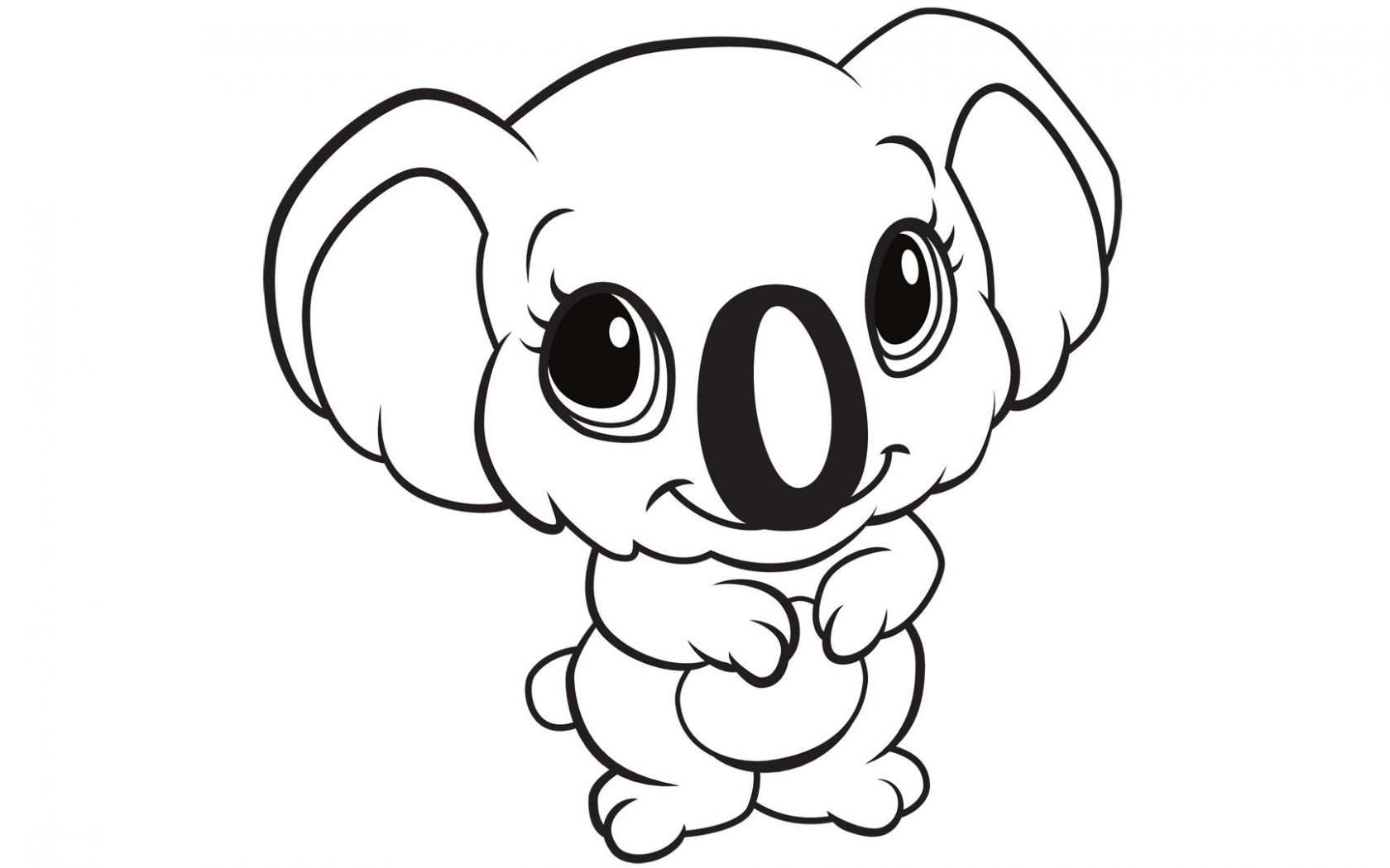 coloring pages for free animals - photo#21