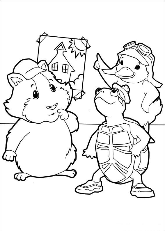 Pets Coloring Pages - Best Coloring Pages For Kids