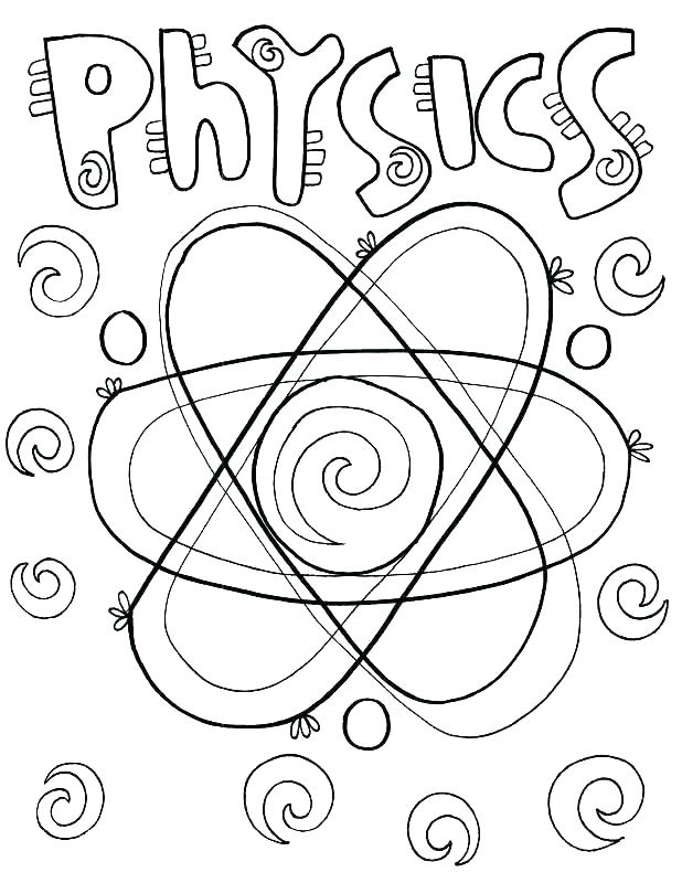 It is an image of Decisive Biology Coloring Pages