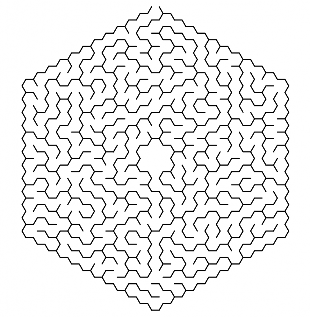 Printable Mazes Best Coloring
