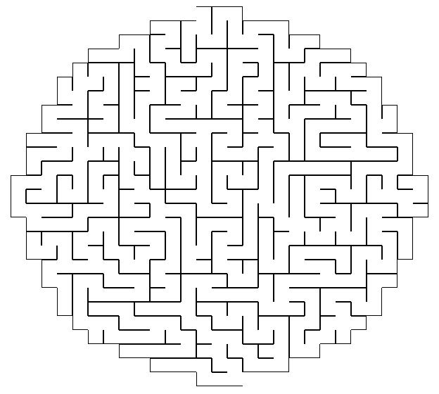 Printable Mazes Best Coloring Pages For Kids
