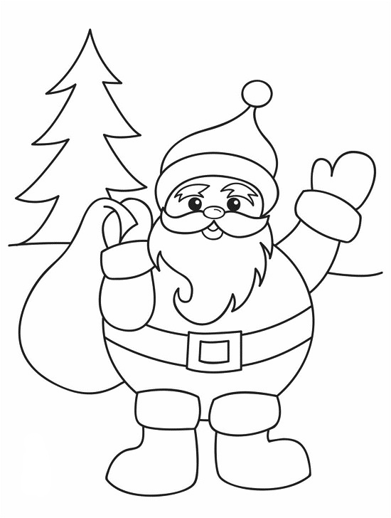 - Christmas Coloring Pages For Preschoolers - Best Coloring Pages For Kids