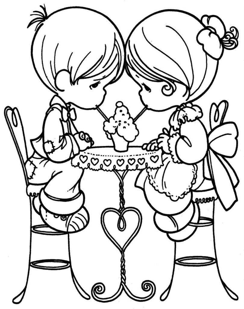 coloring pages february - photo#17