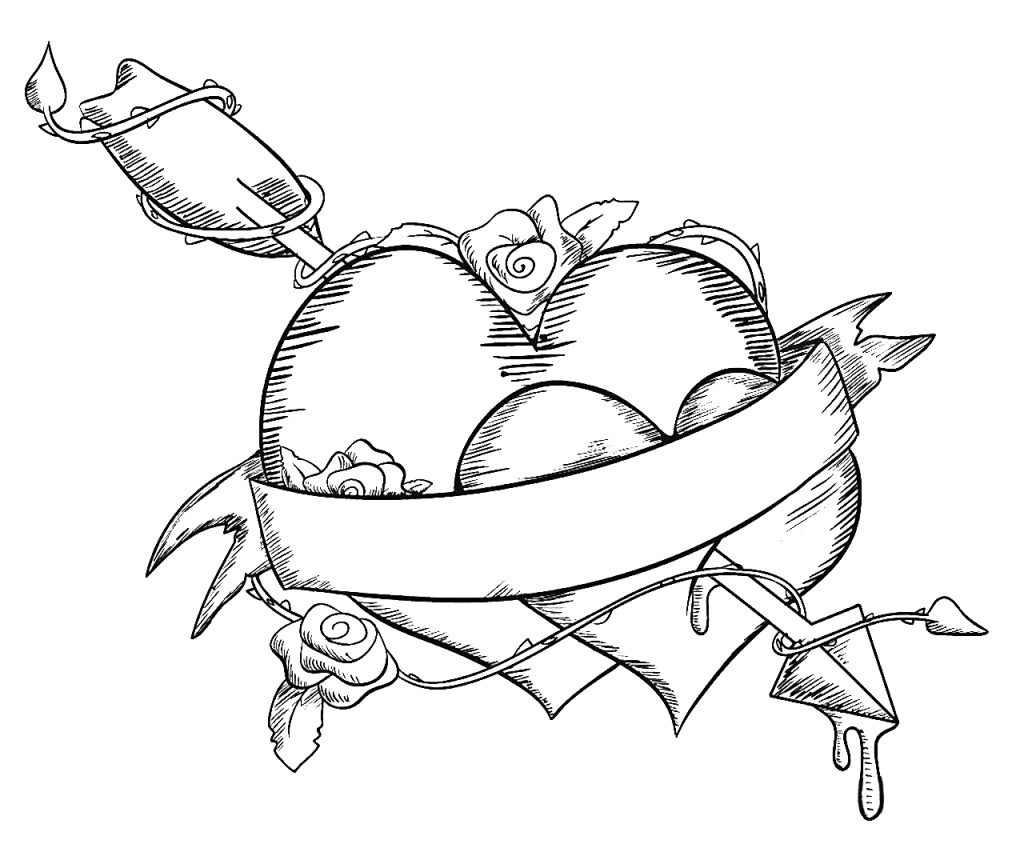 Graffiti Coloring Pages for Teens and Adults - Best Coloring Pages ...