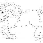Unicorn Dot to Dot Printable