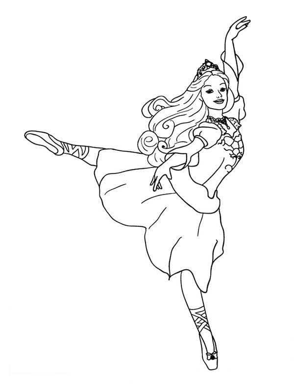 Dance Coloring Pages - Best Coloring Pages For Kids