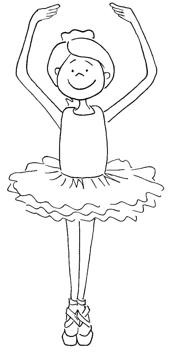 Dance Coloring Pages Best Coloring