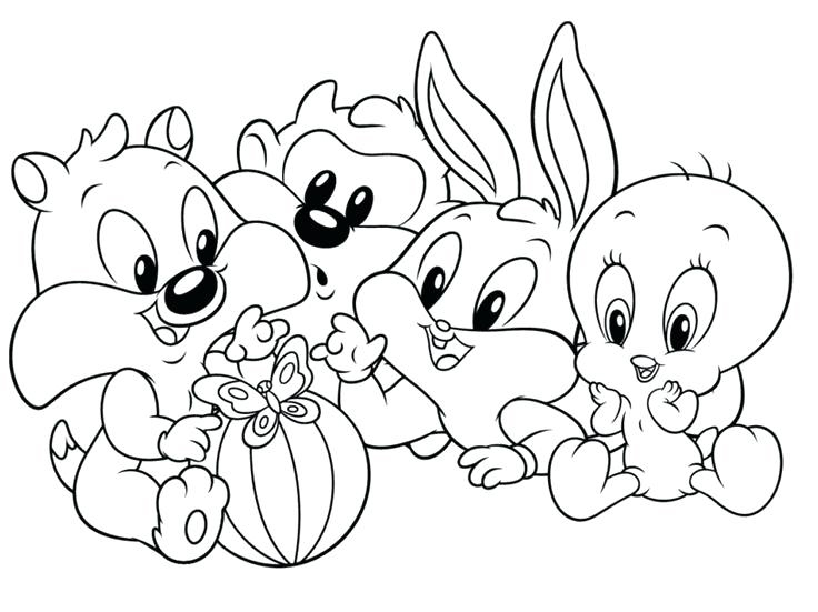 Coloring Pages Cartoon - Coloring And Drawing