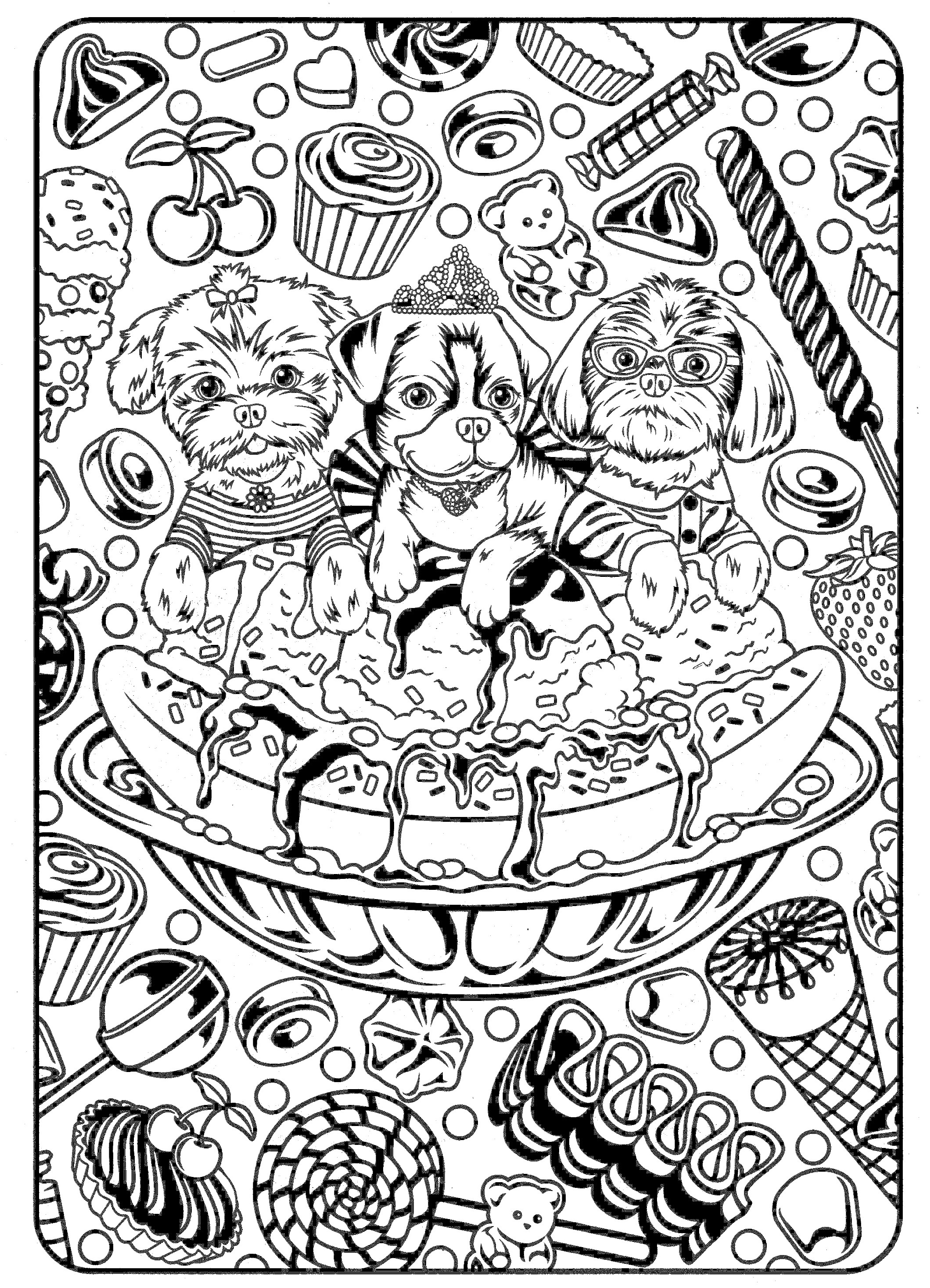 cute pictures coloring pages | Cute Coloring Pages - Best Coloring Pages For Kids
