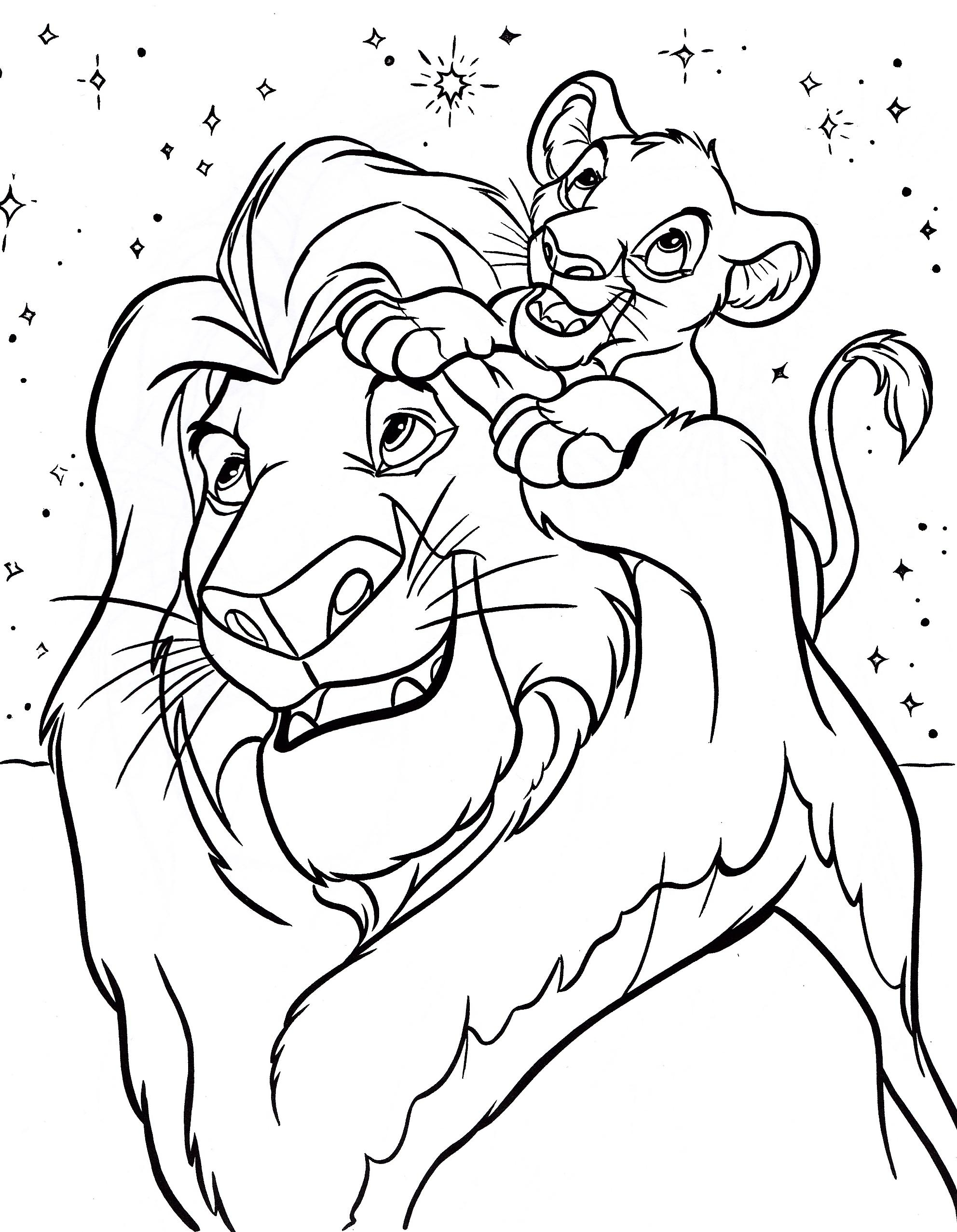 - Disney Coloring Pages - Best Coloring Pages For Kids