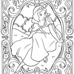 Snow White - Disney Coloring Pages