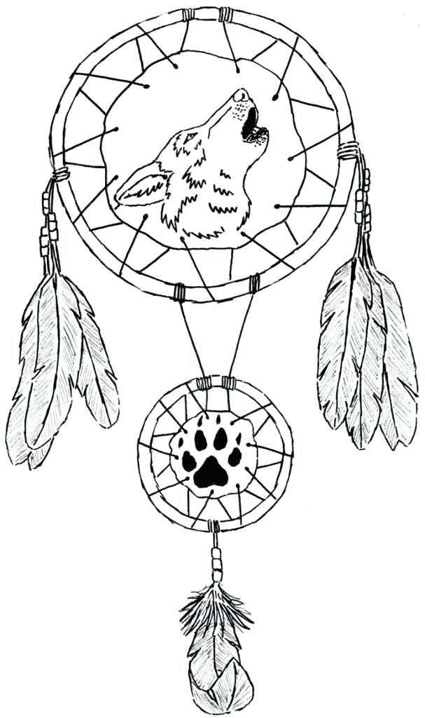 picture relating to Dream Catcher Printable named Desire Catcher Coloring Webpages - Least difficult Coloring Webpages For Small children