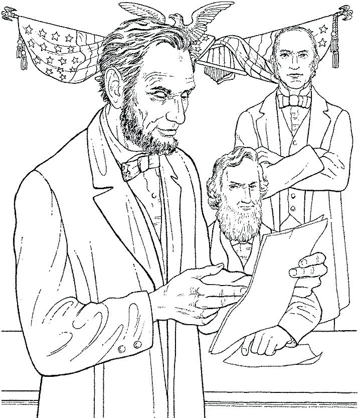 Abraham Lincoln Worksheets Printable