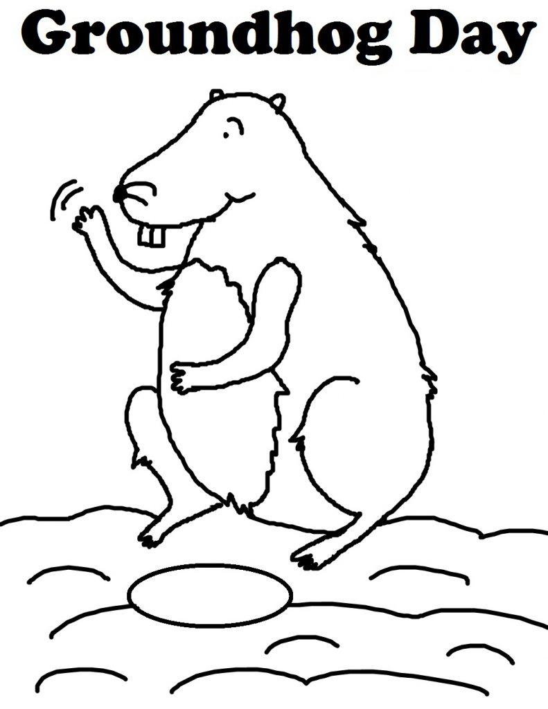 Groundhog Day Worksheets Best