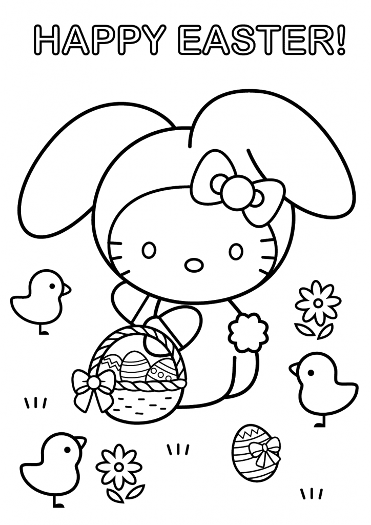 Easter Preschool Worksheets Best