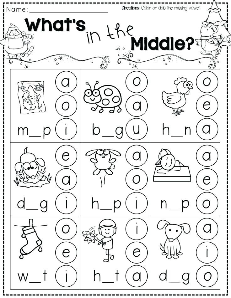 Kindergarten Phonics Best Coloring