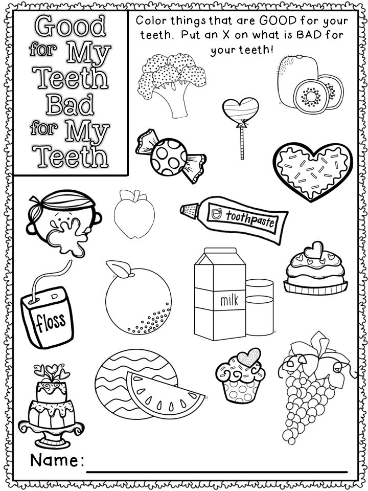 Worksheets To Print For Kindergarten