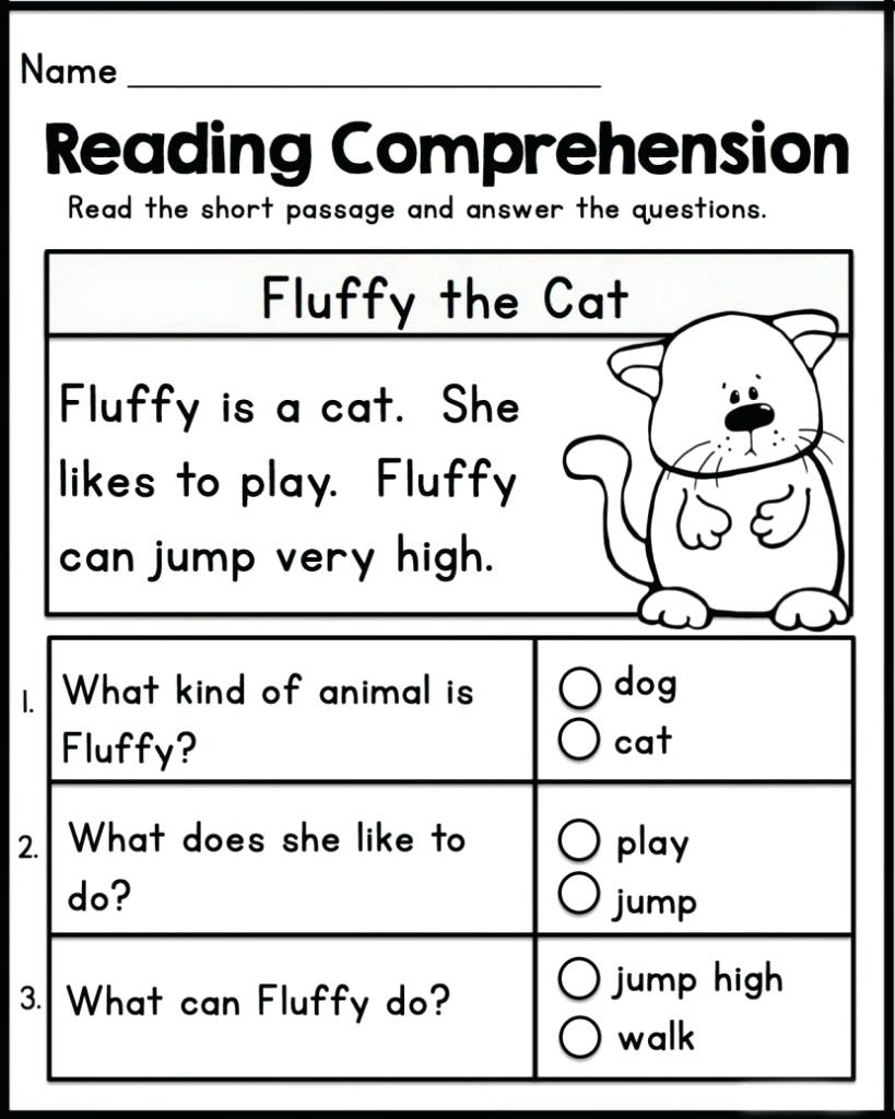 English Learning Worksheets For Kindergarten