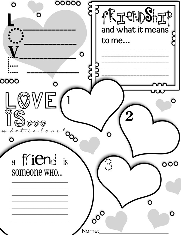 coloring pages for valentines day printable | 800x618