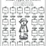 What Type of Noun Kindergarten English Worksheets