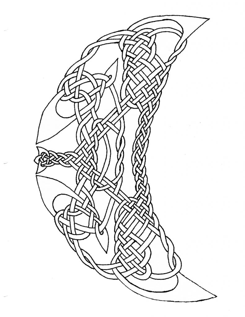 Celtic Art Coloring Pages to Print