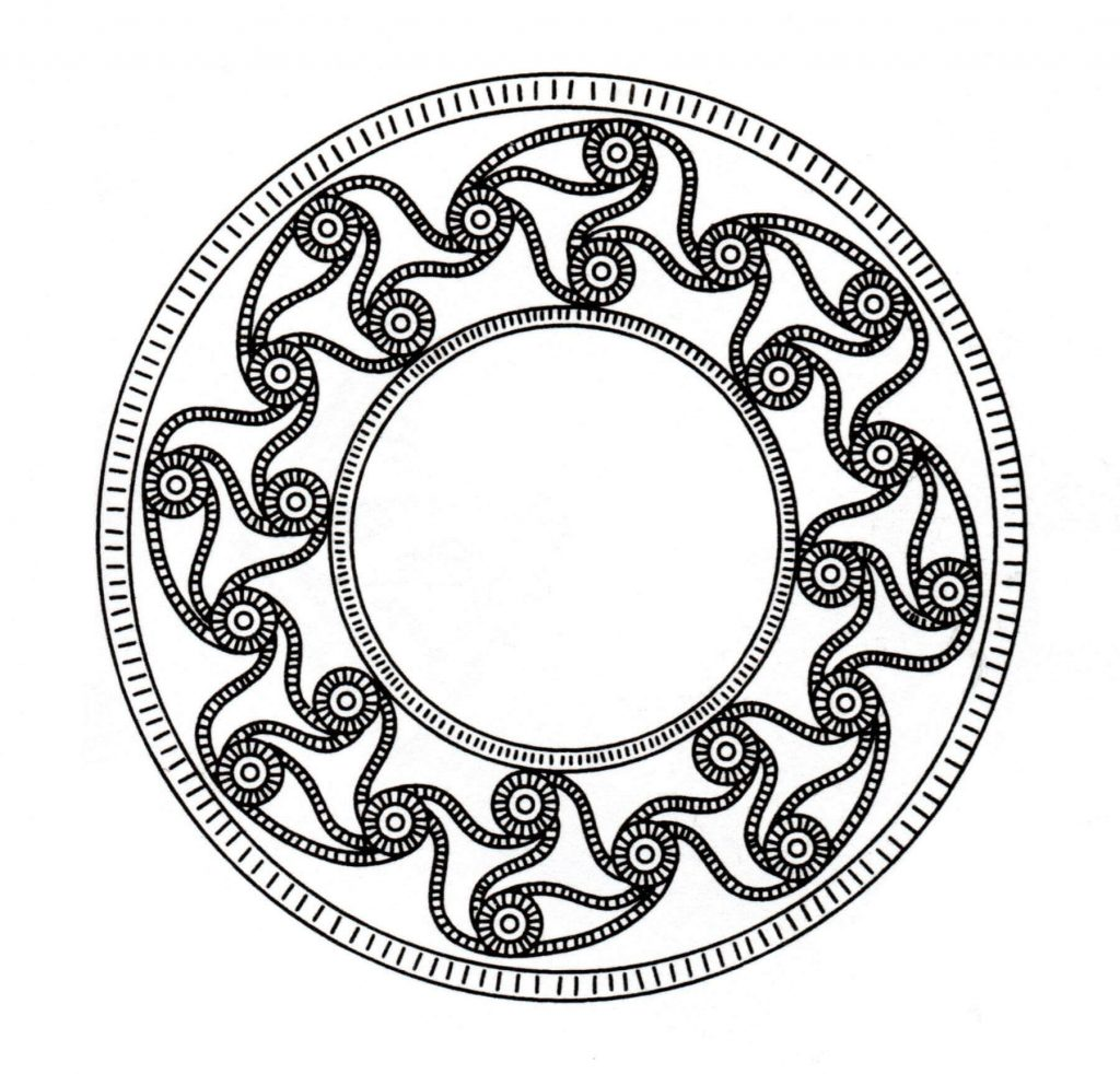 Celtic Art Symbol Printable