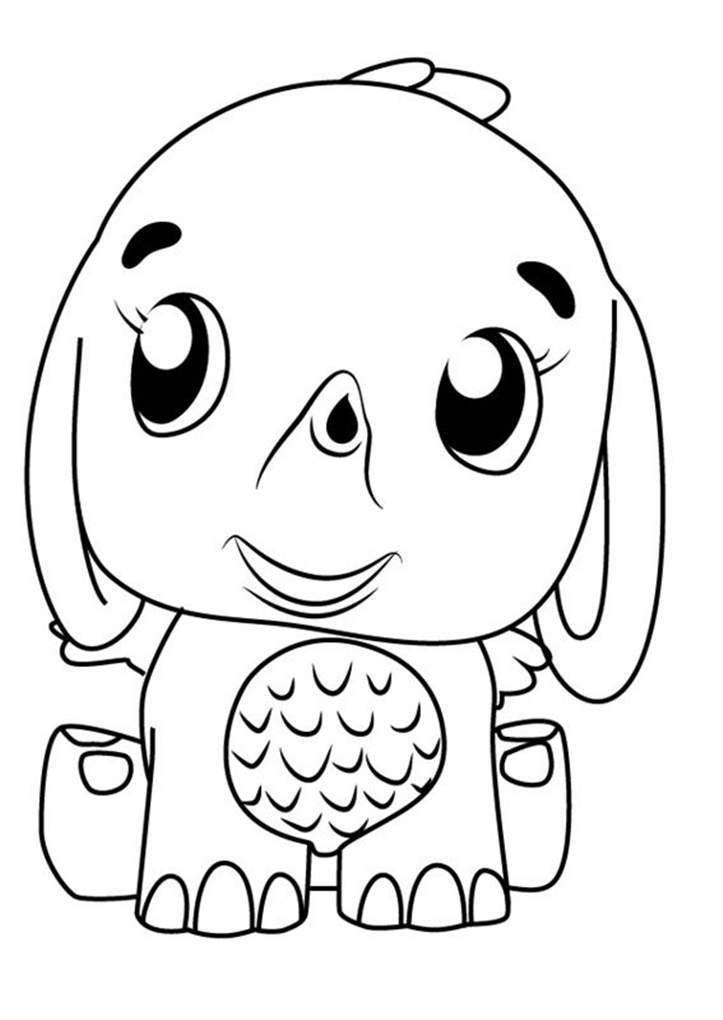 Hatchimals Coloring Pages Best For Kidsrhbestcoloringpagesforkids: Hatchimal Christmas Coloring Pages At Baymontmadison.com