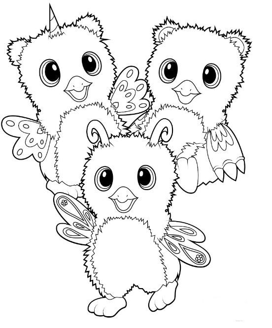 hatchimal printable coloring pages | Hatchimals Coloring Pages - Best Coloring Pages For Kids