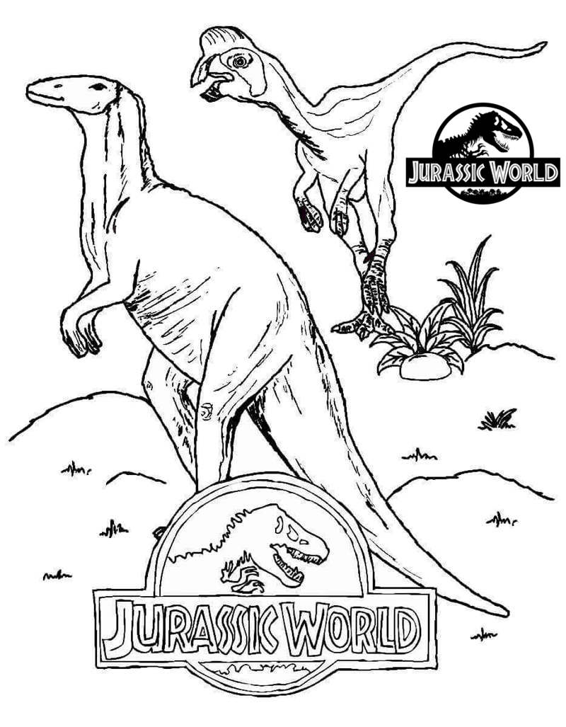 - Jurassic World Coloring Pages - Best Coloring Pages For Kids