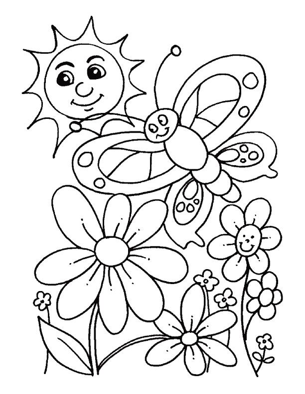March Coloring Pages Best Coloring Pages For Kids