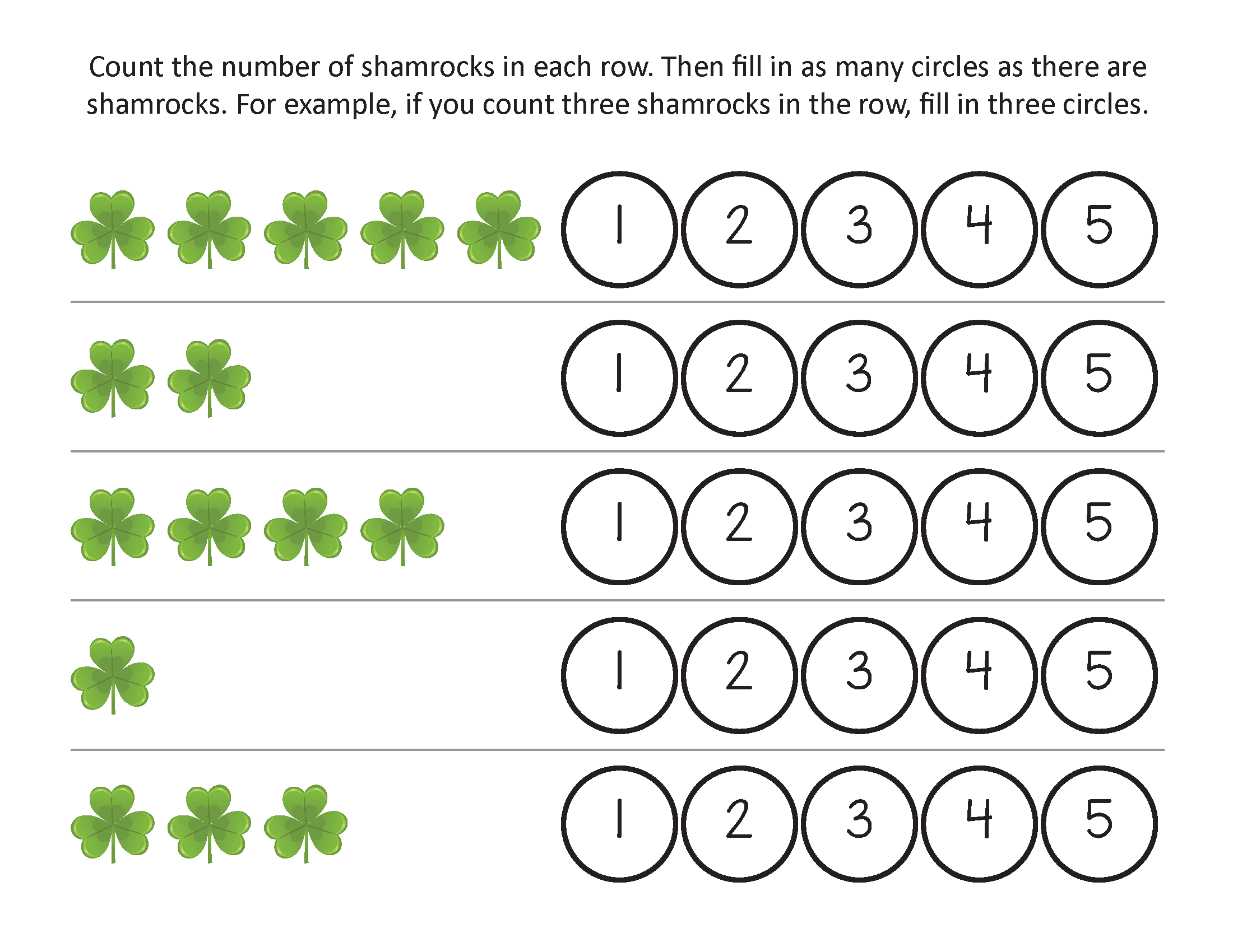 photo relating to St Patrick's Day Worksheets Free Printable identify St Patricks Working day Worksheets - Most straightforward Coloring Internet pages For Young children