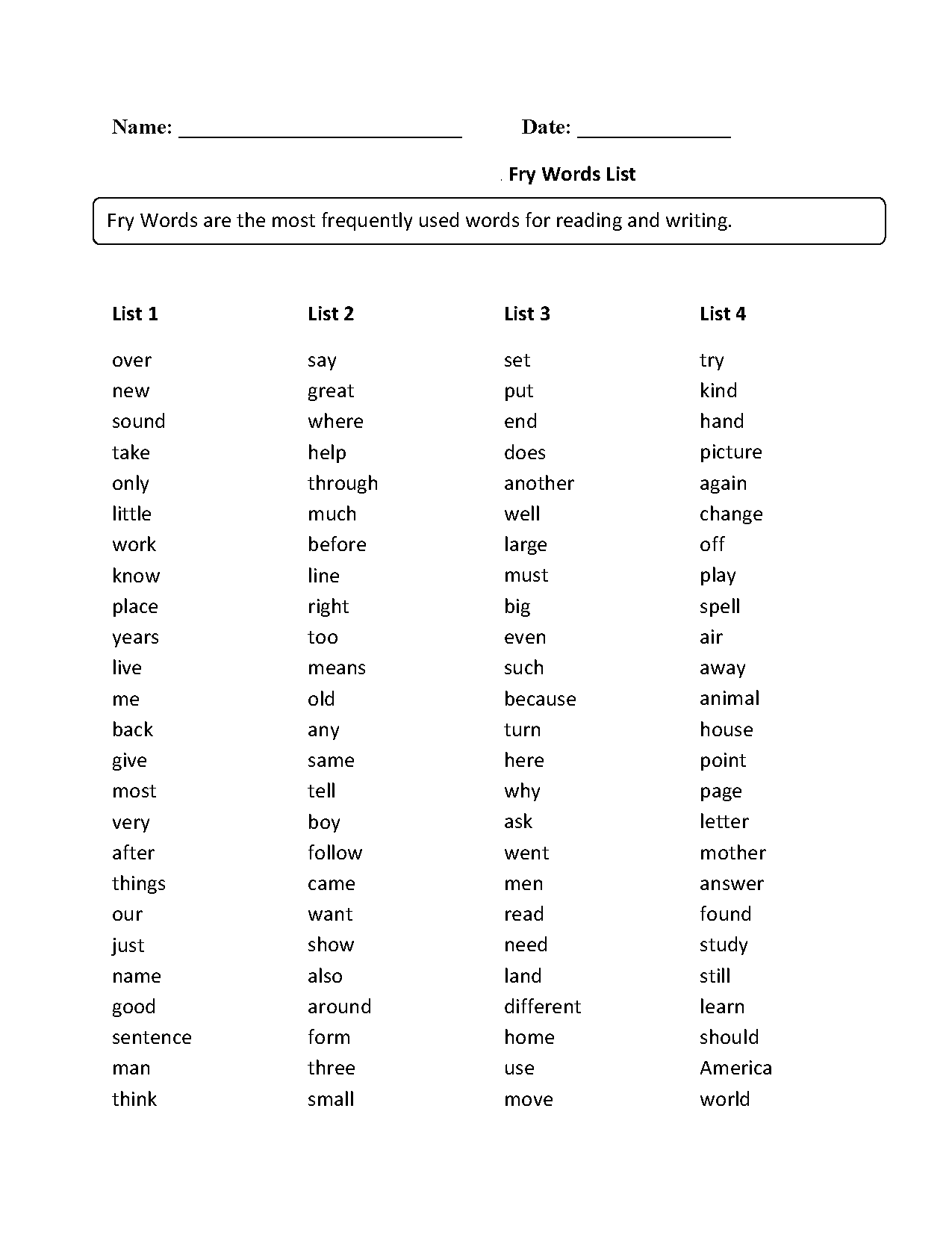 It's just a photo of Gorgeous Fry Phrases Printable