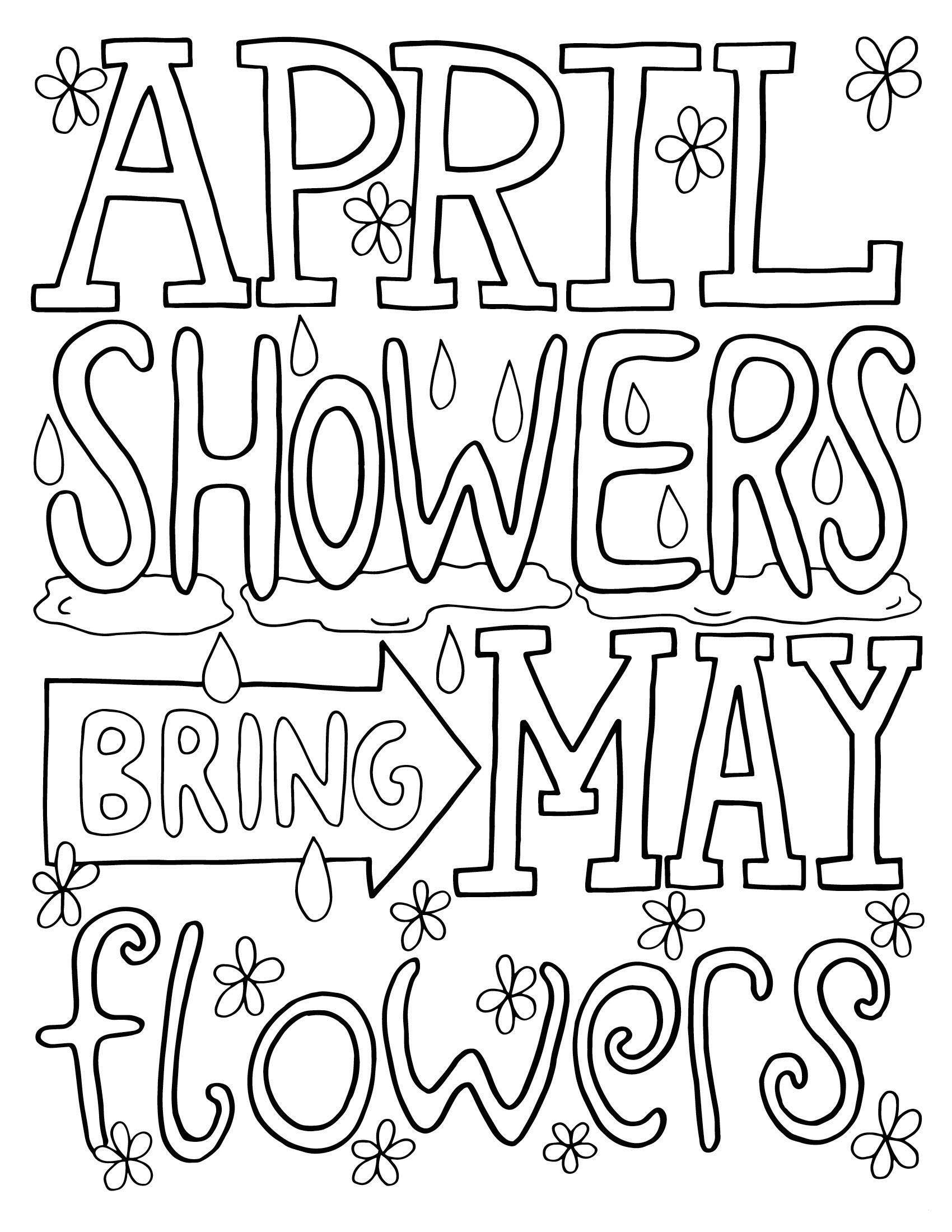 BlueBonkers : April Fools Day Coloring pages - April Fool Coloring ... | 2200x1700