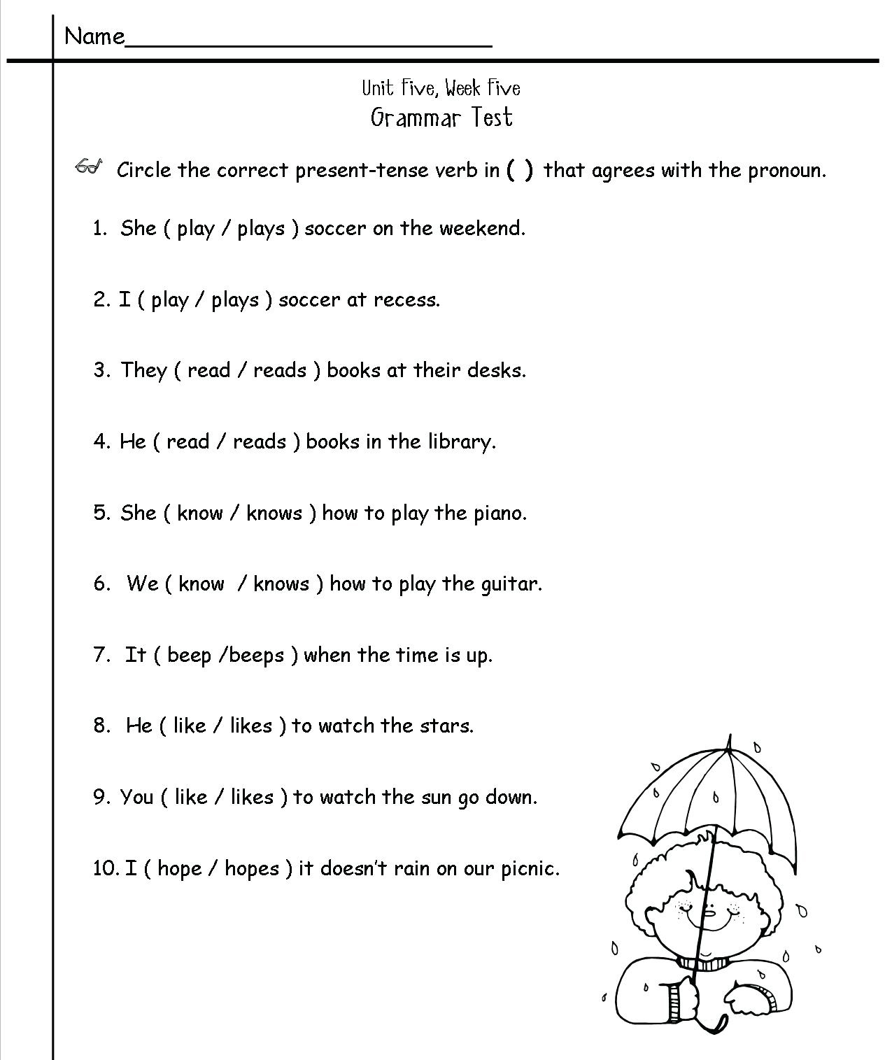 2ndGradeEnglishWorksheetsGrammar.jpg (1275×1515
