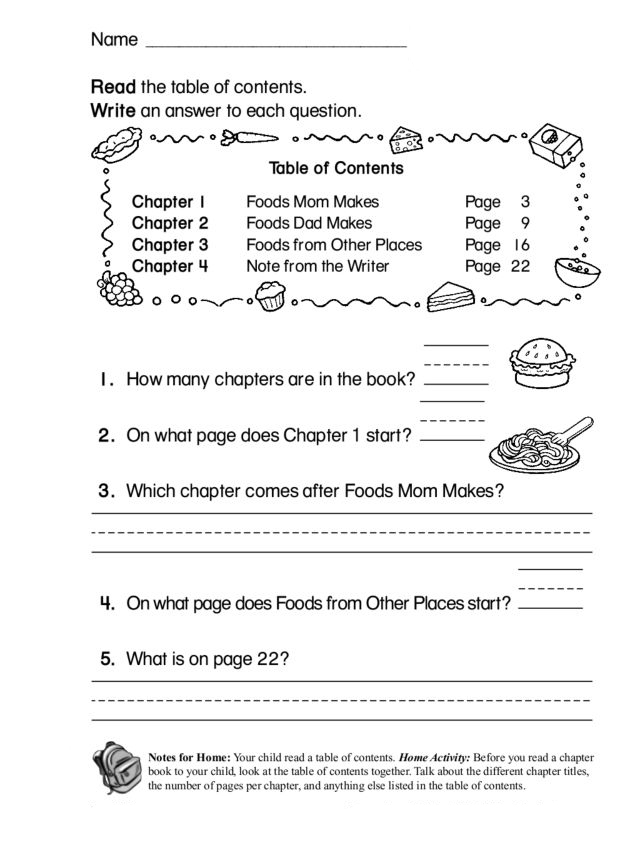 3rd Grade Worksheets Best Coloring Pages For Kids