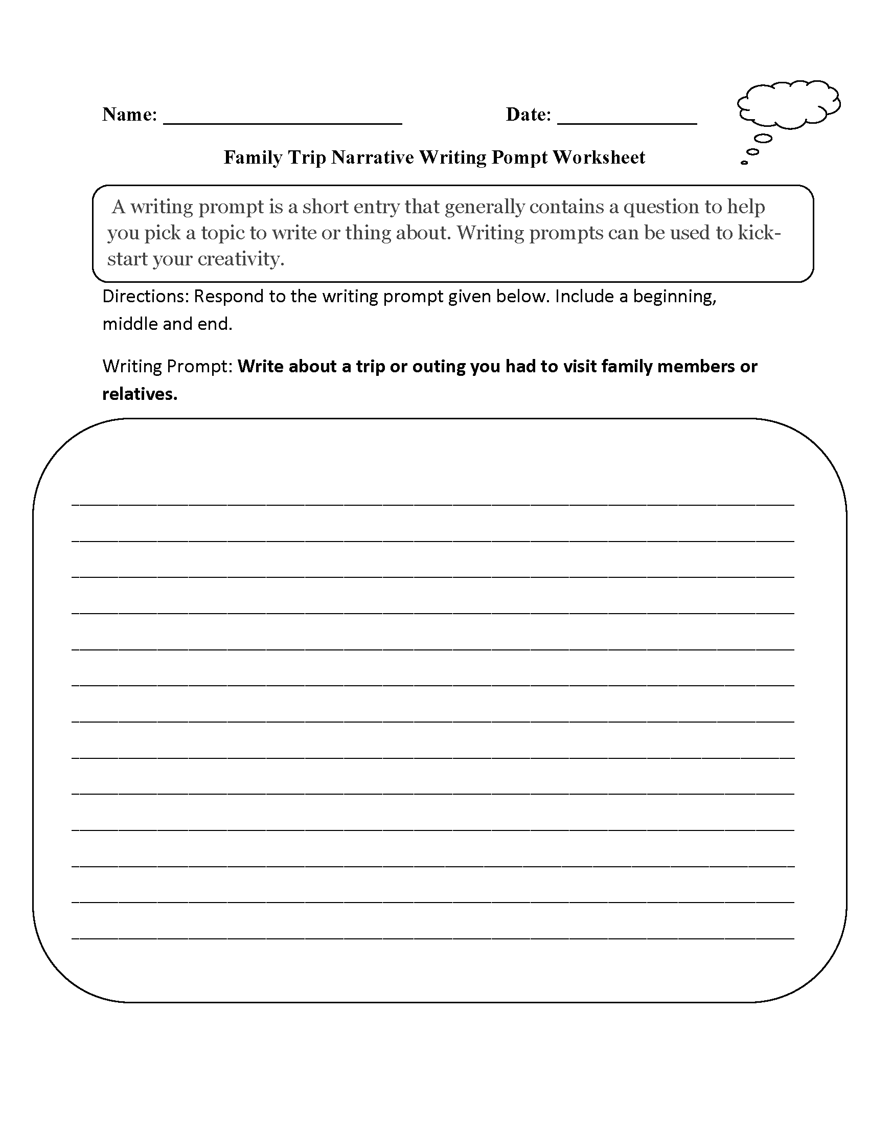 3rd grade writing worksheets best coloring pages for kids. Black Bedroom Furniture Sets. Home Design Ideas