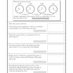 4th Grade Math Time Word Problems