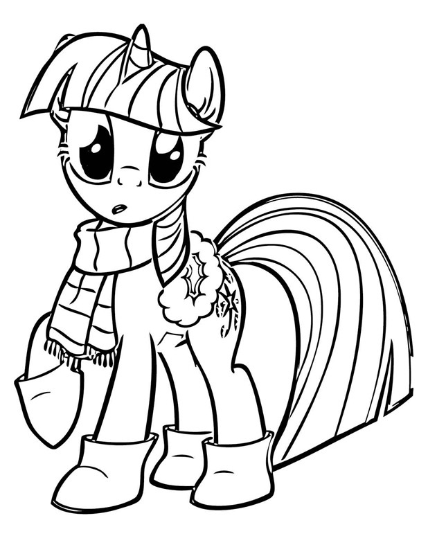 - Twilight Sparkle Coloring Pages - Best Coloring Pages For Kids