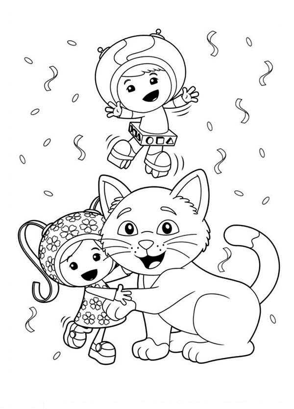 Team Umizoomi Coloring Pages - Best Coloring Pages For Kids
