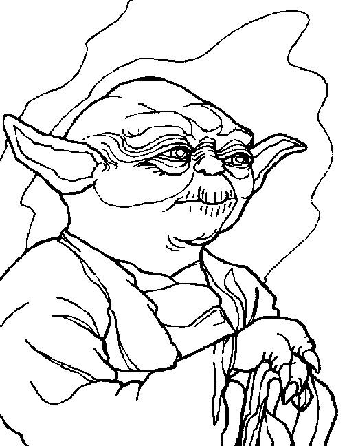 Color Yoda