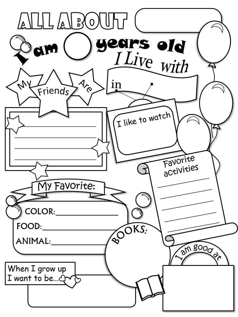 Homeschool ME Activity worksheet