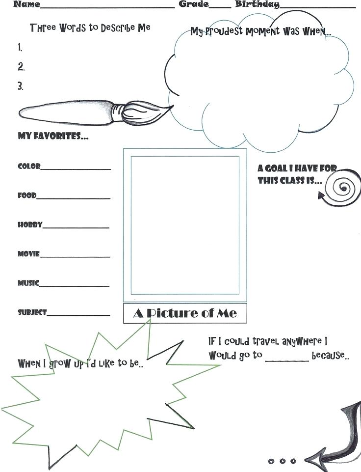 Homeschool Worksheet