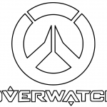 Overwatch Coloring Pages