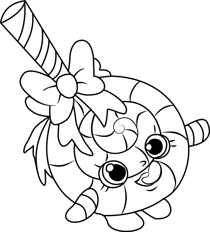 Lollipop Coloring Pages - Best Coloring Pages For Kids